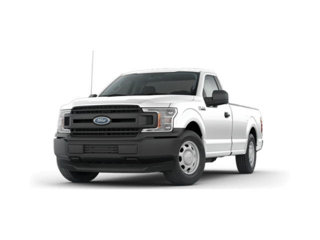 2018 Ford F-150 Regular Cab Truck Regular Cab
